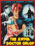 Horror AWFUL DR. ORLOF, THE—Anamorphic Widescreen Edition