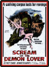 Horror SCREAM OF THE DEMON LOVER*
