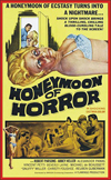 Horror HONEYMOON OF HORROR