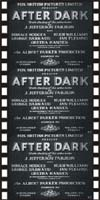 Horror AFTER DARK*