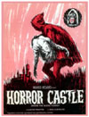 Horror HORROR CASTLE—Anamorphic Widescreen Edition