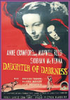 Horror DAUGHTER OF DARKNESS*