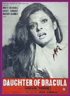 Horror DAUGHTER OF DRACULA*
