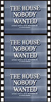 Horror HOUSE THAT NOBODY WANTED, THE/ THE LOTTERY*