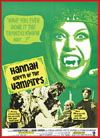 Horror HANNAH, QUEEN OF THE VAMPIRES—Anamorphic Widescreen Edition