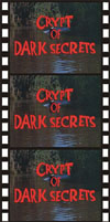 Horror CRYPT OF DARK SECRETS