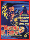 Horror MONSTROUS DR. CRIMEN, THE