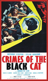 Horror CRIMES OF THE BLACK CAT