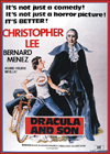 Horror DRACULA AND SON—Anamorphic Widescreen Edition