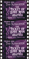 Horror TICKET OF LEAVE MAN, THE