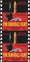 Horror BURNING COURT, THE, Widescreen Edition