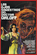Horror SINISTER EYES OF DR. ORLOFF, THE