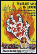 Horror DEVIL'S HAND, THE—Anamorphic Widescreen Edition