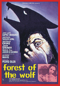Horror FOREST OF THE WOLF