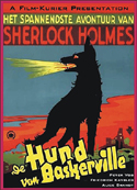 Horror HOUND OF THE BASKERVILLES (1937) English Subtitled Edition