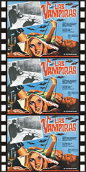 Horror LAS VAMPIRAS—Anamorphic Widescreen Edition