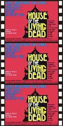 Horror HOUSE OF THE LIVING DEAD—Anamorphic Widescreen Edition