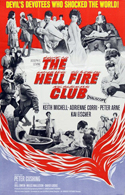 Action Adventure Thrillers HELLFIRE CLUB, THE—Anamorphic Widescreen Edition