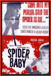 Horror SPIDER BABY—Anamorphic Widescreen Edition