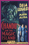 Horror CHANDU ON THE MAGIC ISLAND*