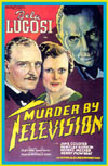 Forgotten Horrors MURDER BY TELEVISION*