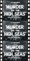 Mystery MURDER ON THE HIGH SEAS*