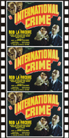 Mystery INTERNATIONAL CRIME*