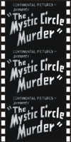 Mystery MYSTIC CIRCLE MURDER, THE*