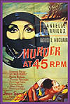 Mystery MURDER AT 45 R.P.M.*