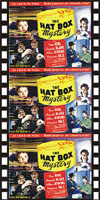 Mystery SHOCK (1946) and THE HAT BOX MYSTERY (1947)*