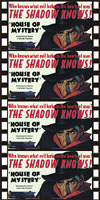 Mystery SHADOW, THE: HOUSE OF MYSTERY