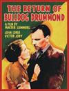 Mystery RETURN OF BULLDOG DRUMMOND, THE