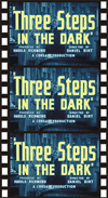 Mystery THREE STEPS IN THE DARK