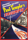Mystery PAUL TEMPLE'S TRIUMPH