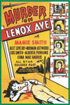 Mystery MURDER ON LENOX AVENUE
