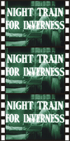 Mystery NIGHT TRAIN FOR INVERNESS