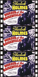 Mystery MURDER AT THE BASKERVILLES