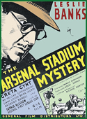 Mystery ARSENAL STADIUM MYSTERY, THE