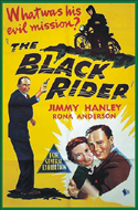 Mystery BLACK RIDER, THE