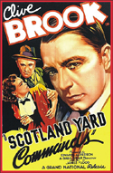 Mystery SCOTLAND YARD COMMANDS