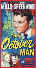 Mystery OCTOBER MAN, THE