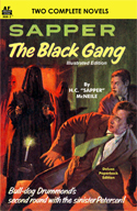 Armchair Fiction BLACK GANG, THE, & ALIAS THE LONE WOLF