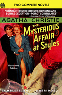 Armchair Fiction MYSTERIOUS AFFAIR AT STYLES & THE SECRET ADVERSARY