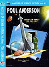 Armchair Fiction MASTERS OF SCIENCE FICTION, VOL. NINE: POUL ANDERSON