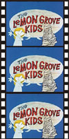 Horror LEMON GROVE KIDS, THE