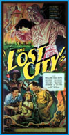 Sci Fi LOST CITY,THE (SERIAL)*