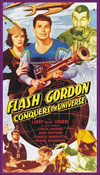 Sci Fi FLASH GORDON CONQUERS THE UNIVERSE (feature version)