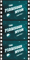 Sci Fi FORBIDDEN MOON*