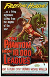 Sci Fi PHANTOM FROM 10,000 LEAGUES—Anamorphic Widescreen Edition