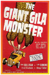 Sci Fi GIANT GILA MONSTER, THE—Anamorphic Widescreen Edition